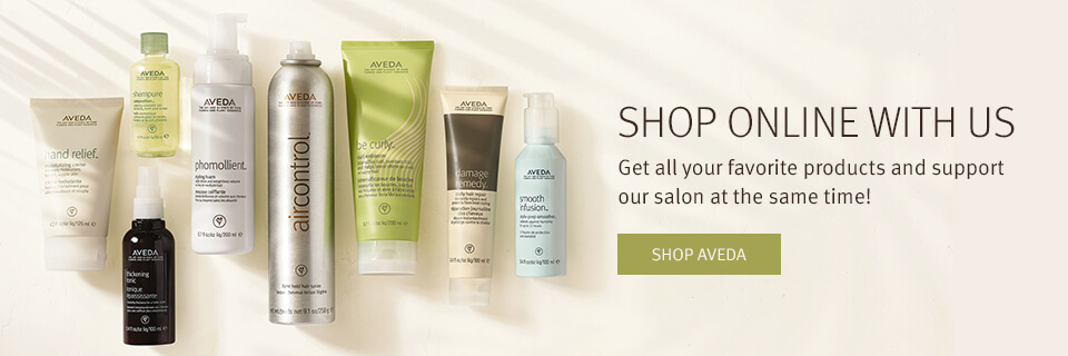 Shop Aveda Products Online